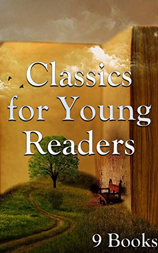 Classics For Young Readers 9 Books Kindle Edition By Mark Twain