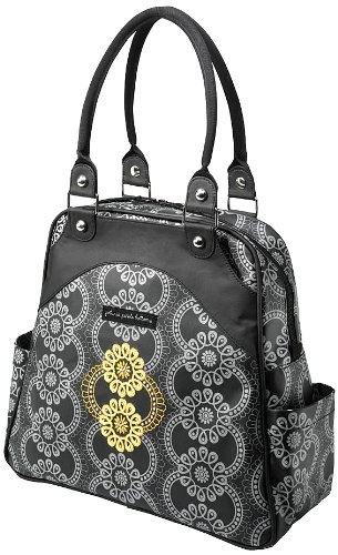 Petunia Pickle Bottom Sashay Satchel - Bolsa de maternidad, diseño Glazed Evening in Innsbruck