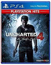 Sony Uncharted 4 (English Jacket) PlayStation Hits, PS4