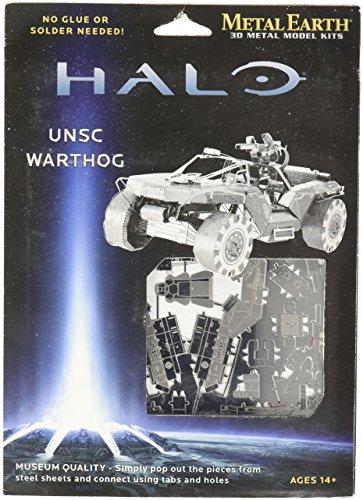 Metal Earth Halo UNSC Warthog