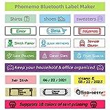Phomemo P12 Label Maker Machine with