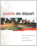 Points de départ Plus MyFrenchLab with Pearson EText 24MO, Scullen, Mary Ellen and Pons, Cathy, 0205879861