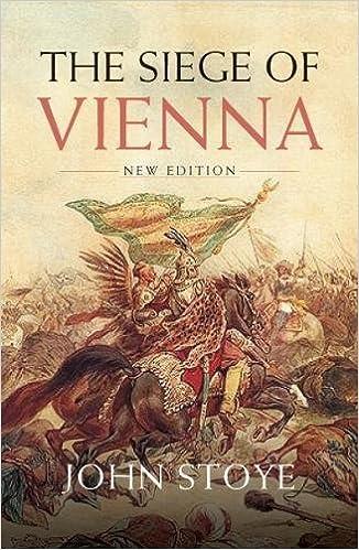 Amazon The Siege Of Vienna 9781843410379 John Stoye Books
