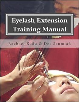 Book Eyelash Extension Training Manual