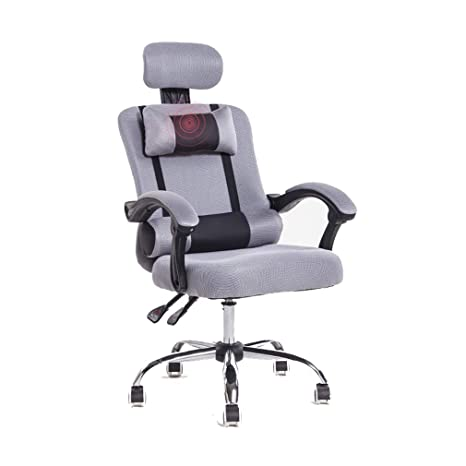 Amazon.com: MYAOU Silla de oficina para videojuegos, silla ...