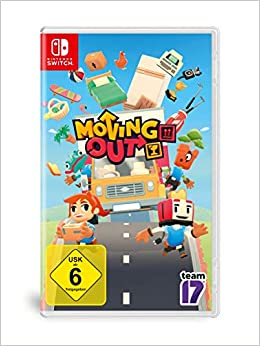 Moving Out (Nintendo Switch): Amazon.es: Libros