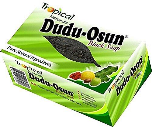 Dudu osun Black soap 150g Tropical Naturals 400417