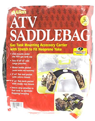 Numrich Allen ATV Saddlebag - Sports Parts Tank Atv