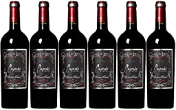 2014 Cupcake Vineyards Black Forest Red Pack, 6 x 750 mL Red Blend Wine
