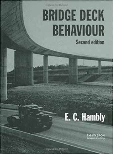 Bridge Deck Behaviour: Amazon co uk: E C Hambly: 9780419172604: Books
