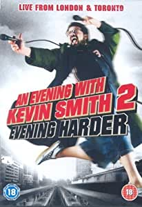 An_Evening_with_Kevin_Smith_2:_Evening_Harder [Reino Unido] [DVD]