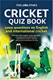 Times Cricket Quiz Book, Chris Bradshaw, 000727081X