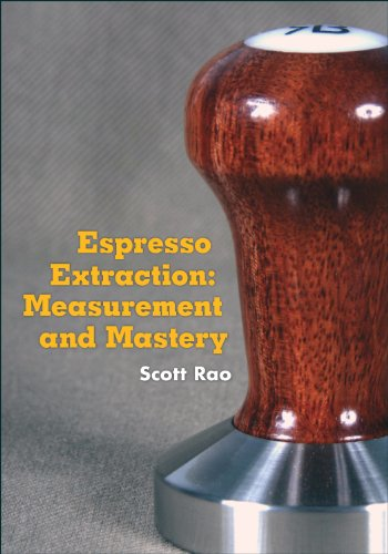 Espresso Extraction: Measurement and Mastery