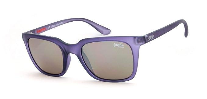 chercher plutôt sympa ramasser Superdry - Lunette de soleil - Femme Violet Violett taille ...