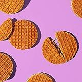 Mini Dutch Caramel Stroopwafels by Belgian