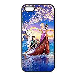 Tangled iPhone 4 4s Cell Phone Case Black yyfabd-222221