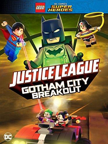 [LEGO DC Super Heroes: Justice League: Gotham City Breakout] (Superheroes For Kids)