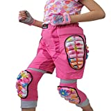 Mounchain 3D Protective Pad Shorts, Boy and Girl
