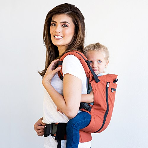 L LL baby 3 in 1 CarryOn All Seasons Toddler Carrier, My L LL Pumpkin