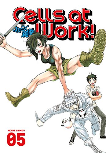 Japanese Cells - Cells at Work! 5