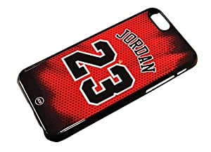 Case for Apple iPhone 6 [4.7 inch] Michael Jordan Lebron Le Bron James 23 Miami Heat NBA MVP basketball Chicago Bulls Duraterm Technology