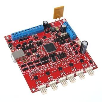 Amazon.com: Impresora 3d Controller Board Rambo 1.2 g, Dual ...