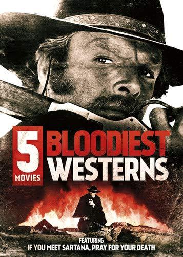 5-Movie Bloodiest Westerns: Massacre Time / Massac