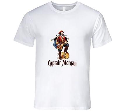 Captain Morgan T-shirt  Amazon.co.uk  Clothing 5a823cbe1