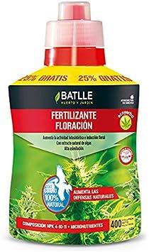 Abonos - Fertilizante Ecoyerba Floracion 400ml - Batlle