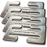 Seat Belt Adjusting Clip (4-Pack) - Best Value!