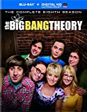 The Big Bang Theory: Season 8 [Blu-ray + Digital Copy]