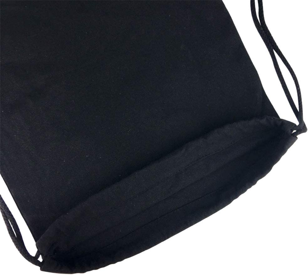H03 Nuofeng JoJos Bizarre Adventure Cosplay Drawstring Bag Backpack School Bag with JOJOs Logo