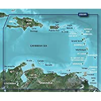 Garmin VUS030R - Southeast Caribbean - SD Card