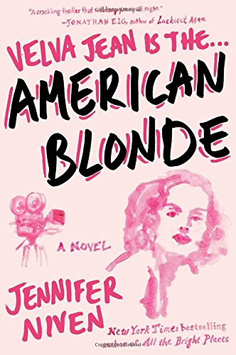 American Blonde: Book 4 in the Velva Jean series