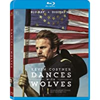 Dances With Wolves 25th Anniversary  [Blu-ray] [Importado]