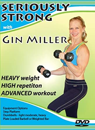Seriously Strong with Gin Miller: Amazon.co.uk: DVD & Blu ray