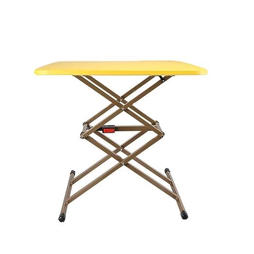 mesa plegable ZZHF Aire Libre, Escritorio, Mesa De Comedor ...