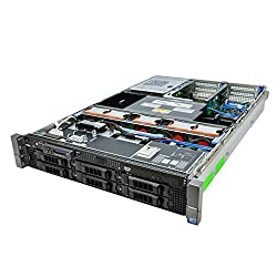 High-End Virtualization Server 12-Core 128GB RAM 12TB RAID Dell PowerEdge R710 (Certified Refurbished)
