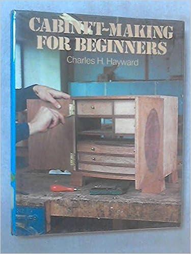 Descargar desde google books como pdfCabinet Making for Beginners (Spanish Edition) PDF PDB 0237448874