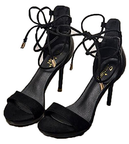 5 club sandal sandals women lady 3 sexy women black 7cm heel office fashion 2018 newest high night thin cross tied sandal vRwttq
