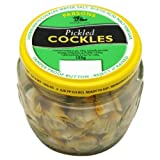 Parsons Pickled Cockles 12 x 155g by NA