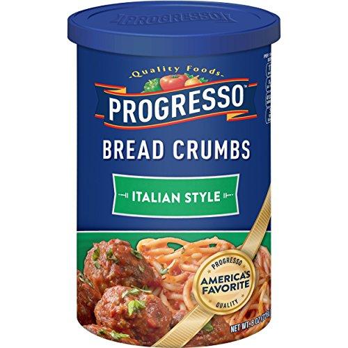 - Progresso Italian Flavored Bread Crumbs 8 oz. Box