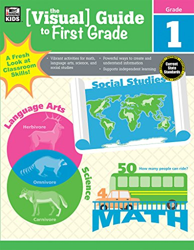 Visual Guide to First Grade (The Visual Guide)