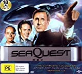 SeaQuest DSV - Complete Collection - 18-DVD Box Set & Limited Edition Aluminum Case ( SeaQuest 2032 ) ( Sea Quest (Seasons 1-3) ) [ NON-USA FORMAT, PAL, Reg.2.4 Import - Australia ]