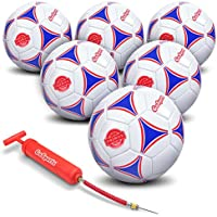 GoSports Premier Soccer Ball with Premium Pump (Single...