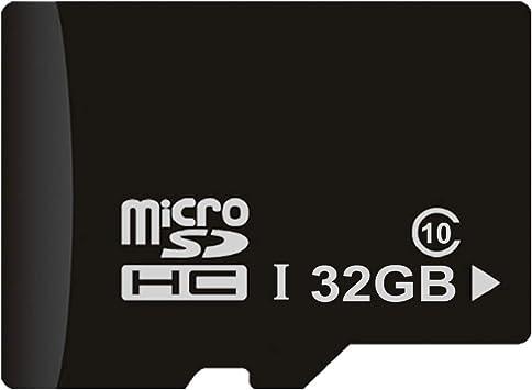 Amazon.com: Tarjeta Micro SDHC Clase 10 UHS-I Compatible ...