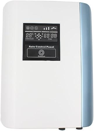 Ozono Purificador de agua, votomo profesional efecto corona ozono generador de agua con integrado Magnetizer luz UV para el tratamiento del agua de purificación, color blanco: Amazon.es: Hogar