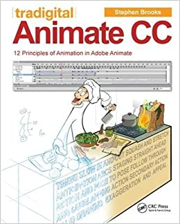 Book Tradigital Animate CC: 12 Principles of Animation in Adobe Animate