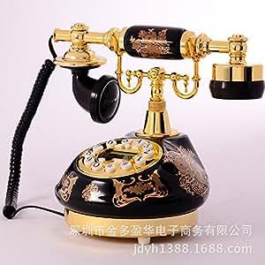 Dew Europea Teléfono Korean Großhandel exóticas Antiguo cerámica Antiguo Teléfono gratuito Dinero altbat terien