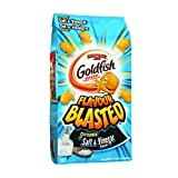 Pepperidge Farm Goldfish Flavour Blasted Screamin' Salt & Vinegar Crackers, 180g